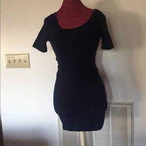 Forever21 mini dress navy medium
